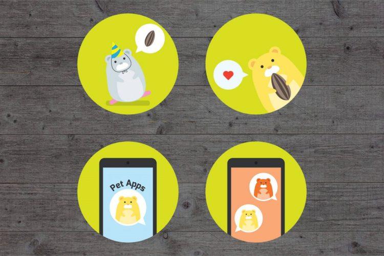 125 Animal Clipart Bundle - preview 5