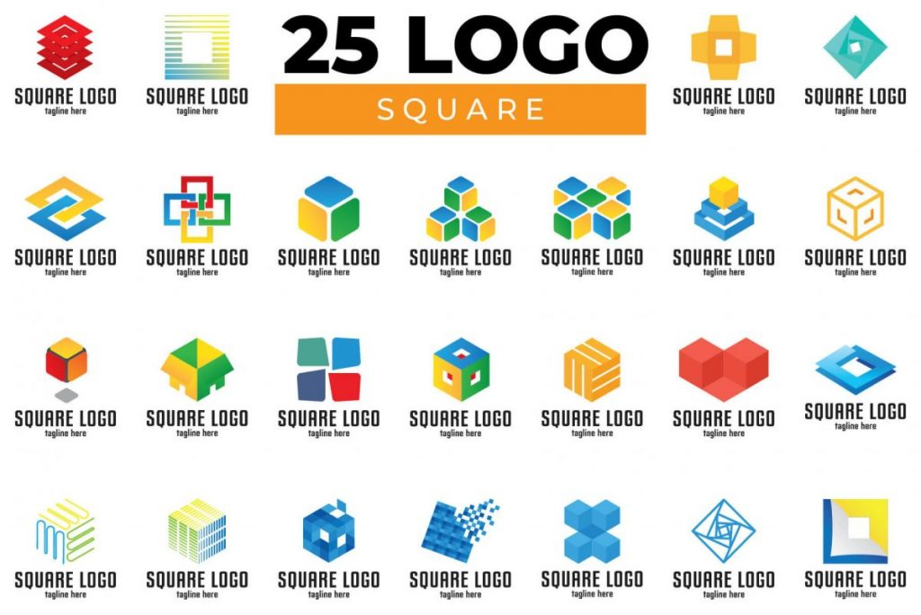200 Dynamic & Attractive Logo Design - LOGO BUNDLE