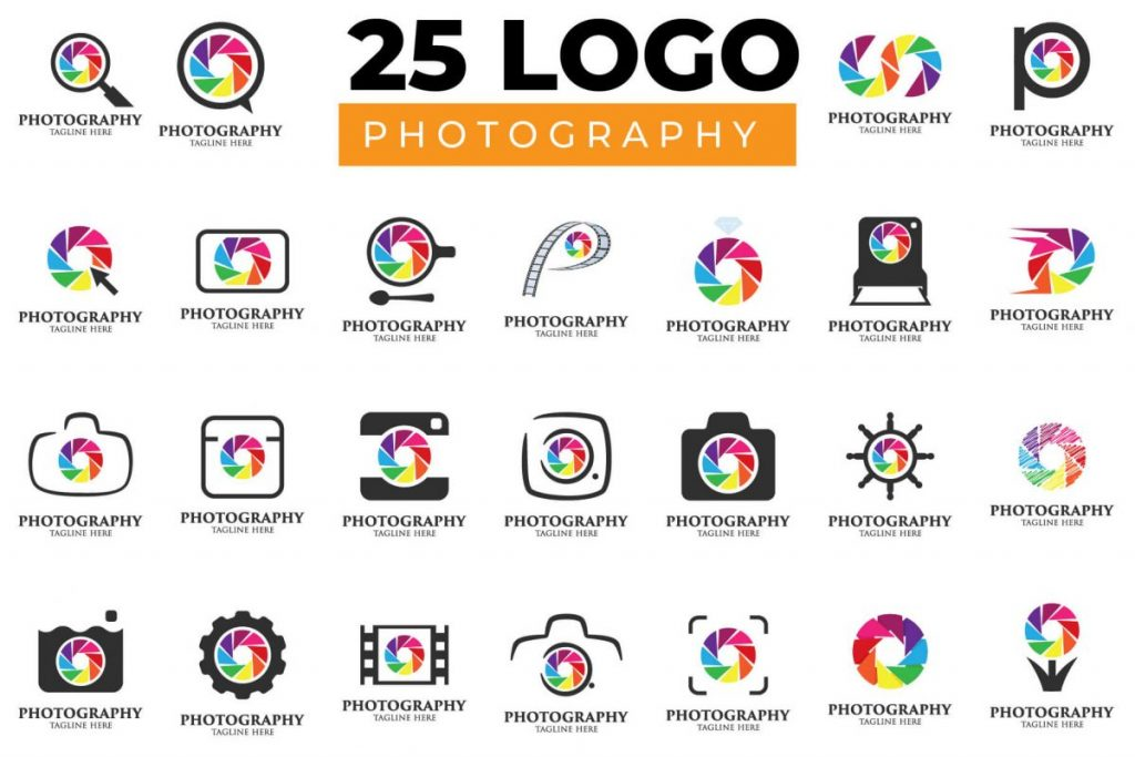 200 Dynamic & Attractive Logo Design - PHOTOGRAPHY LOGO