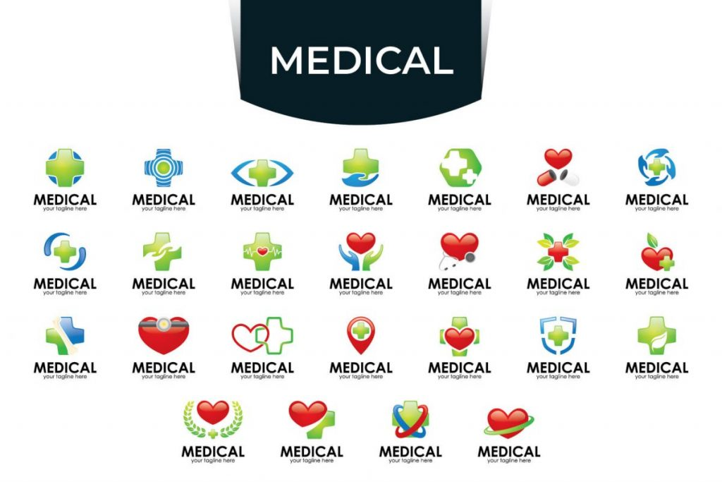 200 Modern & Professional Logo Design - MEDICAL LOGO
