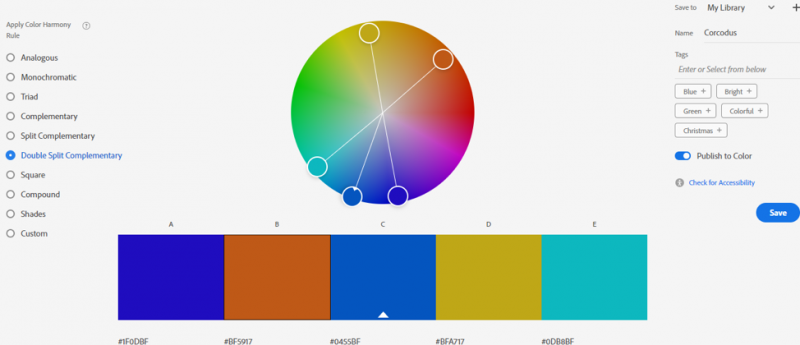 adobe color features